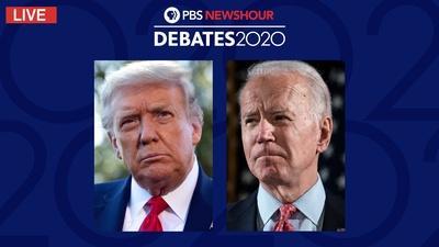 WATCH LIVE: 2020 Presidential Debate - Night 1