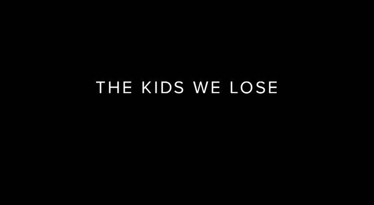 Maine Public Community Films: The Kids We Lose