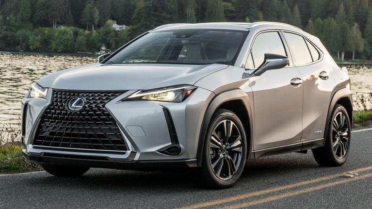 MotorWeek: 2019 Lexus UX & 2019 Acura NSX