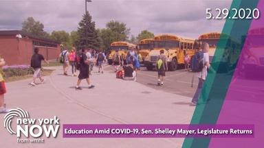 Education Amid COVID-19, Legislature Returns