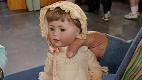 Antiques Roadshow -- Appraisal: Simon & Halbig Character Doll, ca. 1910