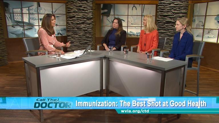 Call The Doctor: Immunization: The Best Shot at Good Health