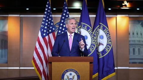 News Wrap: House shelves FISA bill after Trump's veto threat