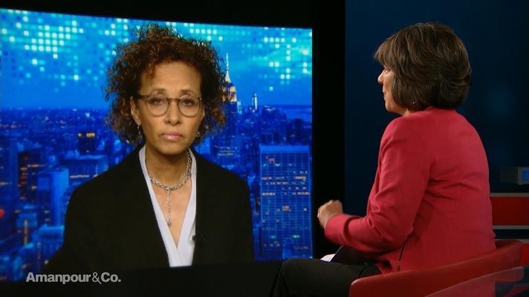 Amanpour and Company: Linda Villarosa on Race and Infant Mortality