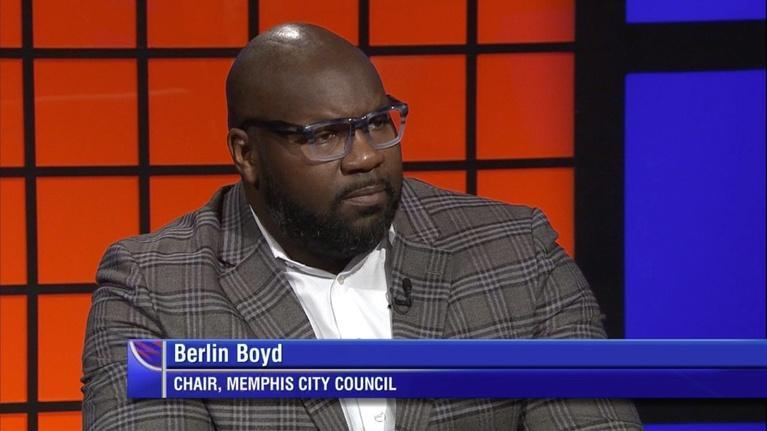Behind the Headlines: City Council Chairman Berlin Boyd