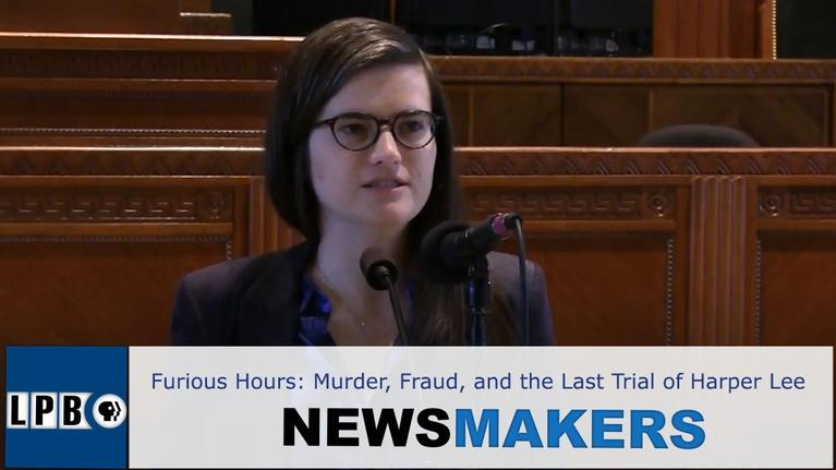 Newsmakers: Furious Hours: Murder, Fraud, and the Last Trial of ...