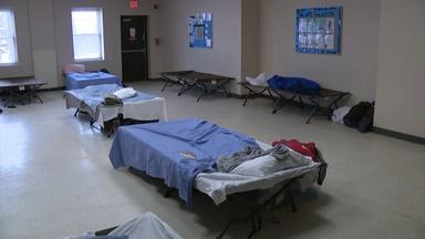 COVID-19 complicates homeless shelters as temperatures drop