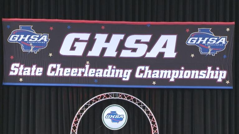 GPB Originals: 2019 GHSA Cheerleading Championships: 5A, 6A, and 7A