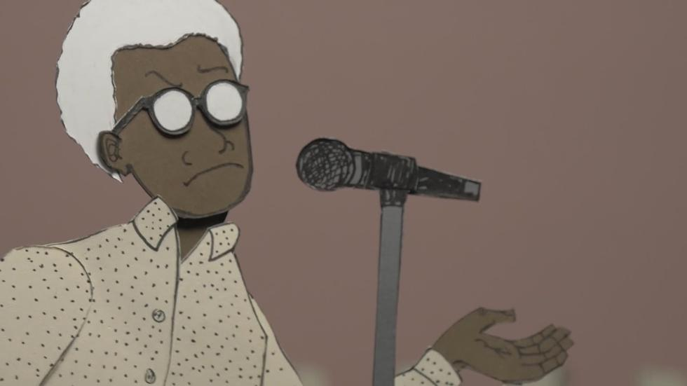 """Web Extra: Gwendolyn Brooks """"We Real Cool"""" image"""