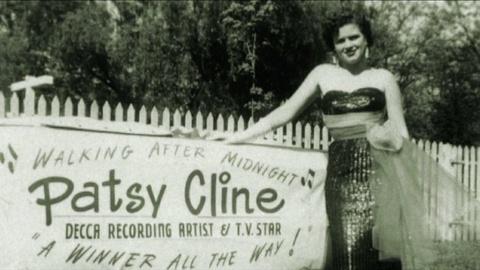 LAaRT -- Patsy Cline/Barbara Hall