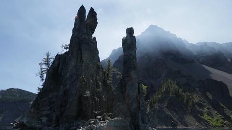 The Klamath Creation Story of Giiwas (Crater Lake)