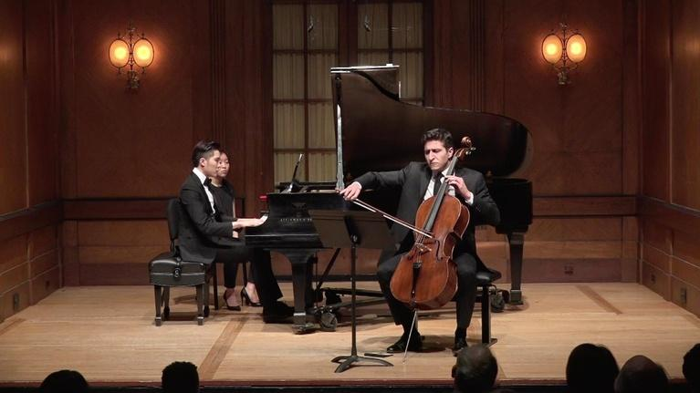 On Stage at Curtis: Innovative Compositions