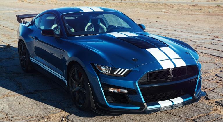 MotorWeek: 2020 Ford Mustang Shelby GT500 & 2019 Audi Q3