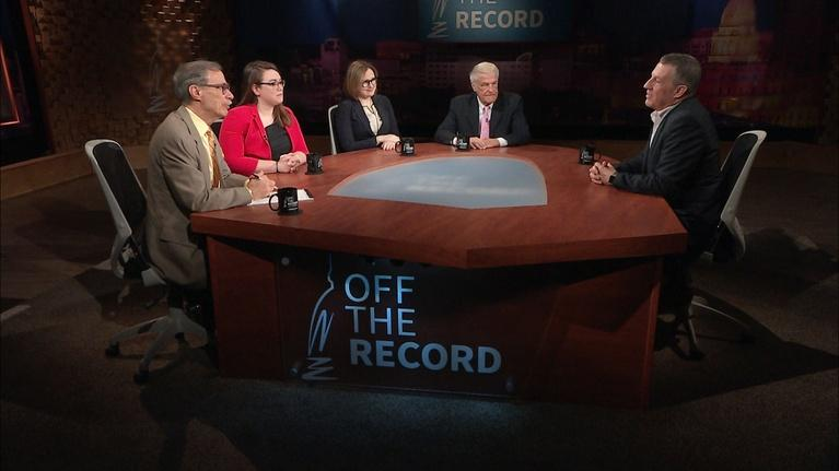 Off the Record: Feb. 14, 2020 - Dan Quisenberry | OTR OVERTIME