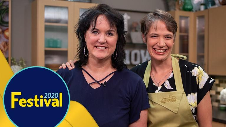 Iowa Ingredient: Iowa Ingredient: Iowa's Culinary Heritage (Pledge Special)