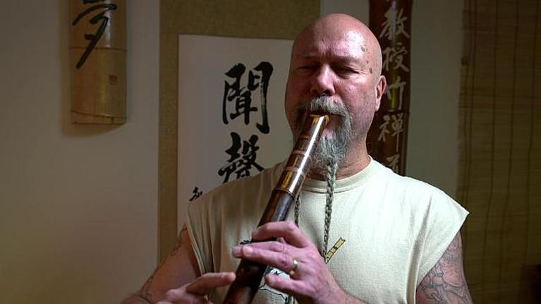Wyoming Chronicle: Michael Gould, Master of Shakuhachi