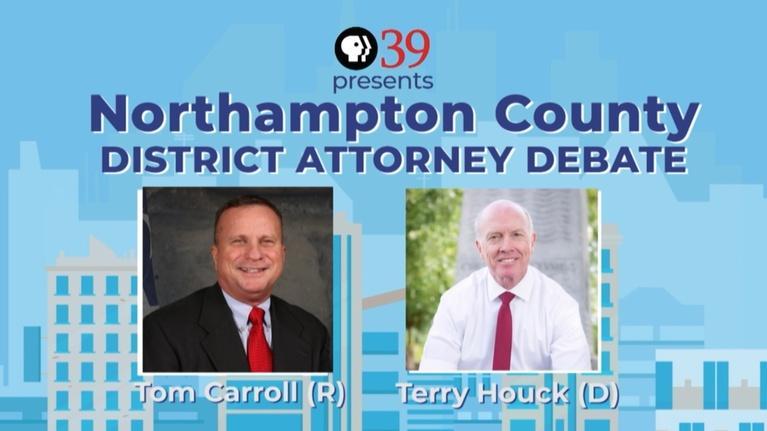 WLVT Specials: Northampton County District Attorney Debate