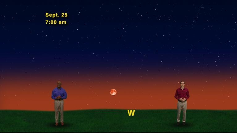 "Star Gazers: ""Shine on Harvest Moon! September 17 - Sept 23rd 1 Min"