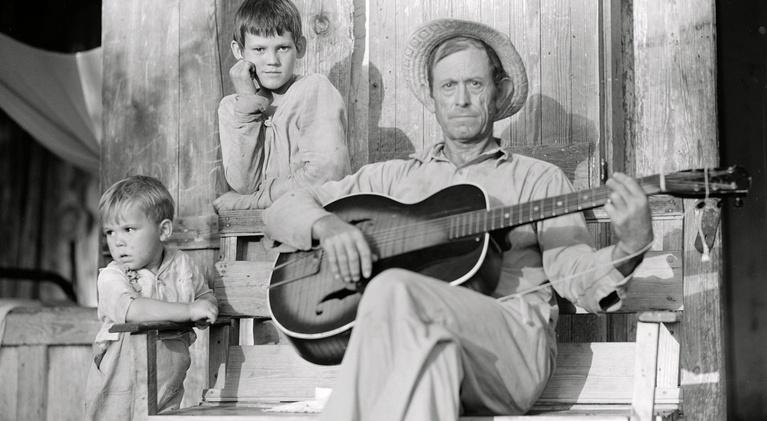 "Country Music: ""Hard Times"" (1933 – 1945)"
