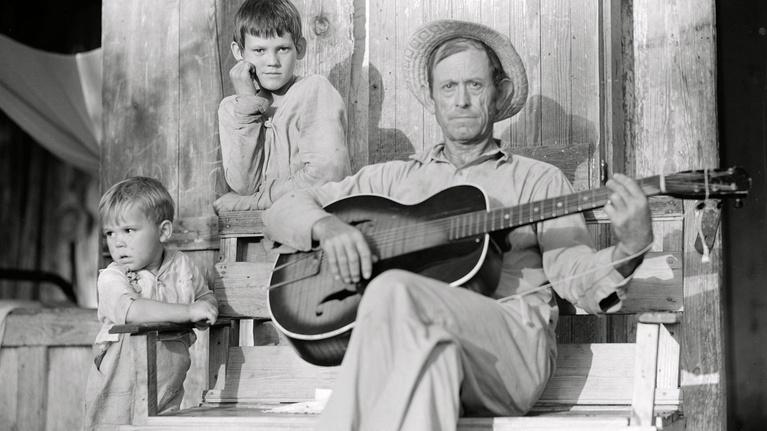 """Country Music: """"Hard Times"""" (1933 – 1945)"""