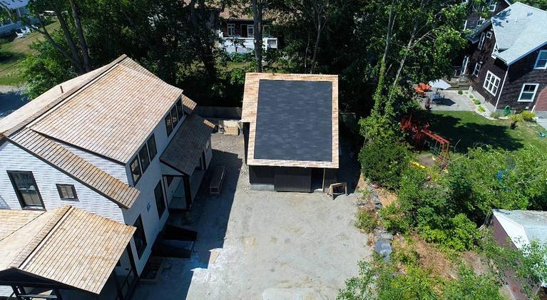 This Old House: Powering Net-Zero |The Jamestown Net Zero House