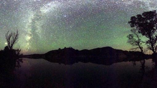 PBS Online Film Festival : Under the Milky Way (360 experience)