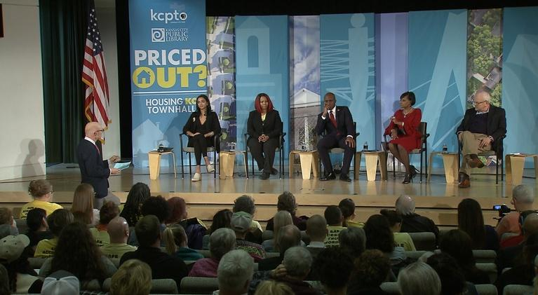 KCPT Specials: Housing Town Hall