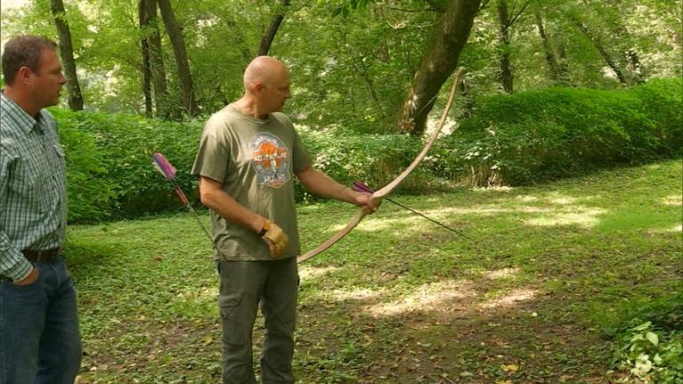 Kentucky Afield: Homemade Bow Making Adds to the Thrill of the Hunt
