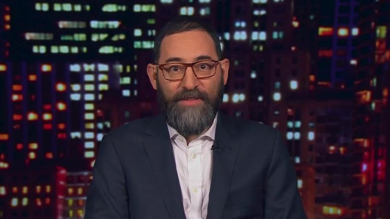 Amanpour and Company: Rick Perlstein on the History Behind the Impeachment Inquiry