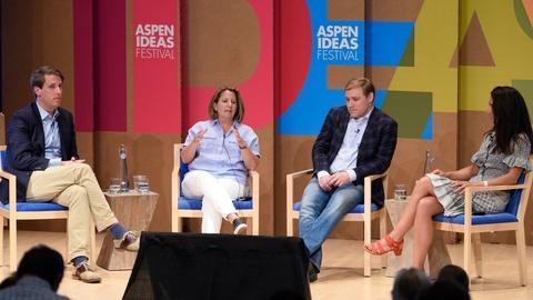 Aspen Ideas Festival -- America's Online Enemies