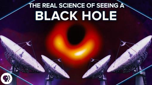 PBS Space Time : The Real Science of the EHT Black Hole