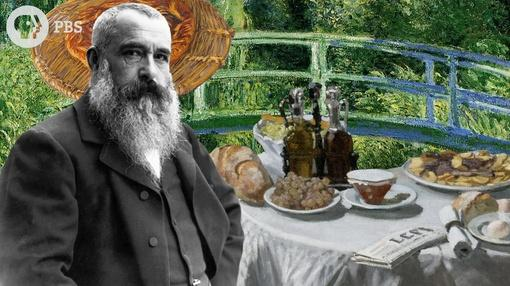 The Art Assignment : What Did Monet Eat in a Day?
