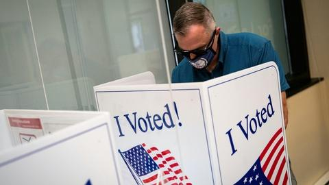 PBS NewsHour -- Why voters should expect 'unusual events' this election