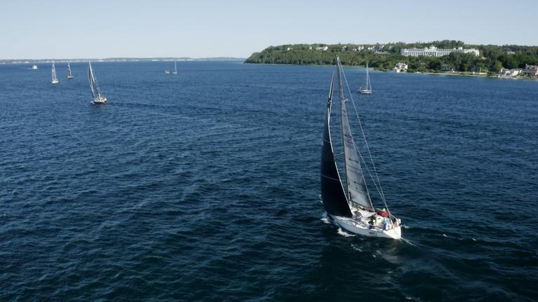 Destination Michigan: Bayview Mackinac Race - Part 2