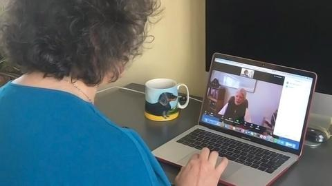 SoCal Connected -- Nancy's Tech Help Proves Vital to Keep Seniors Connecteted