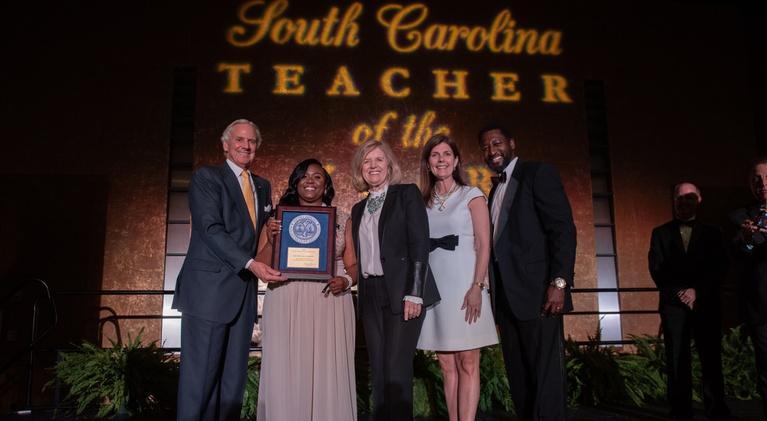 ETV Education: Teacher of the Year 2019