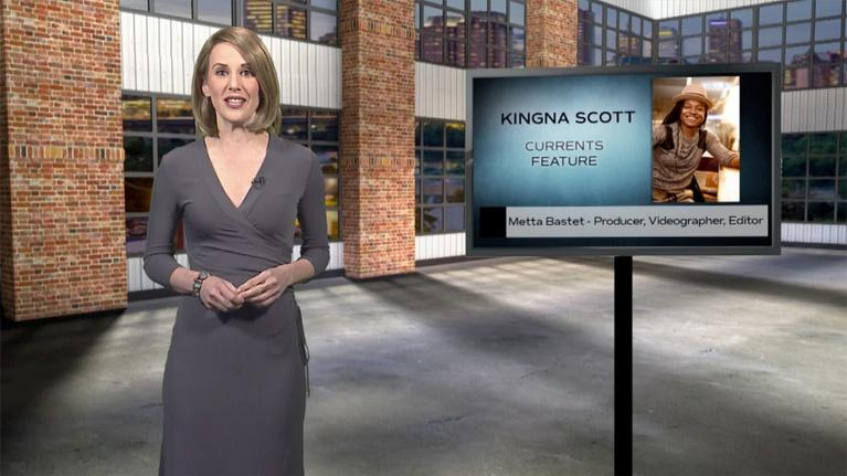 Virginia Currents: Kinga Scott; Kung Fu Canes (#2814)