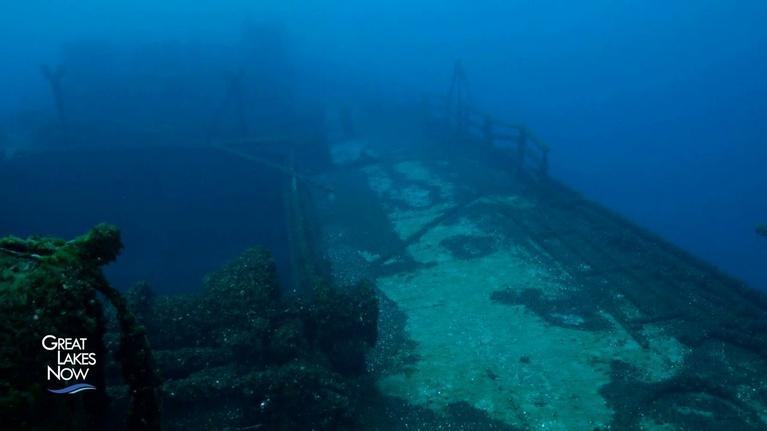 Great Lakes Now: Shipwrecks