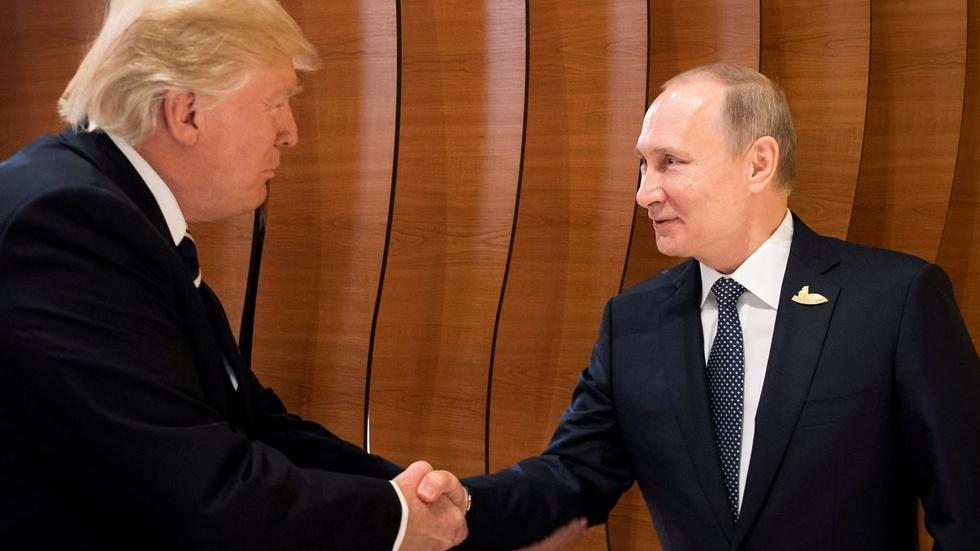Russia developments have little effect on Trump's base image