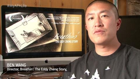 America ReFramed -- #MyAPALife with BREATHIN': THE EDDY ZHENG STORY's Ben Wang