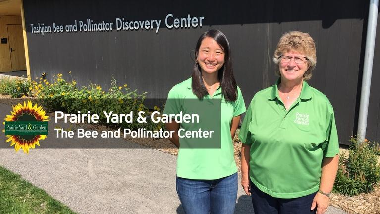 Prairie Yard & Garden: The Bee and Pollinator Center