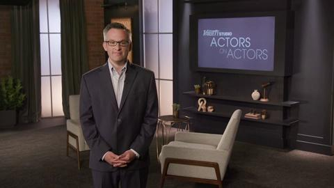 Variety Studio: Actors on Actors -- Episode 1