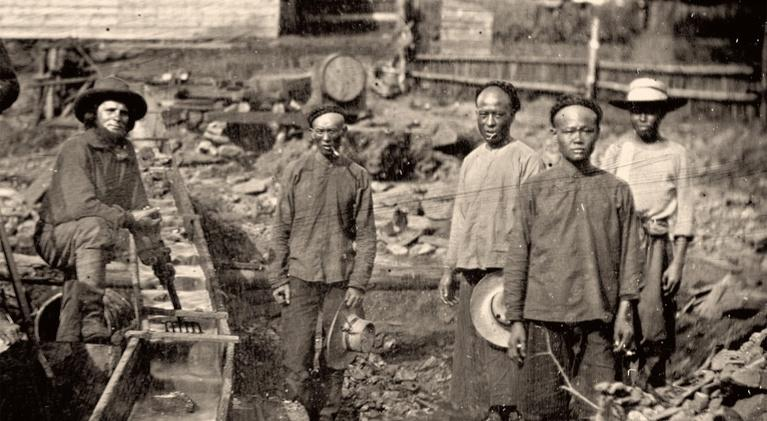 American Experience: PBS Previews: The Chinese Exclusion Act