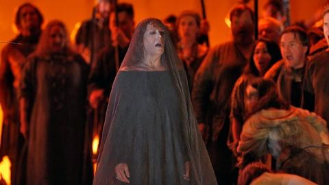 Great Performances -- Meet the cast of Great Performances at the Met: Norma