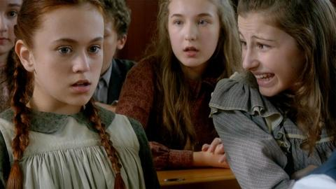 Anne of Green Gables -- Anne's Academic Rivalry with Gilbert