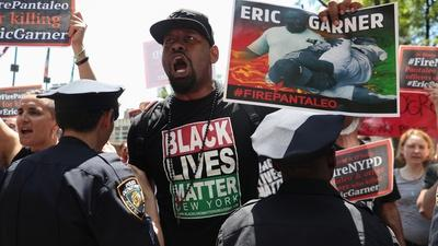 PBS NewsHour | What Eric Garner case says about prosecuting police