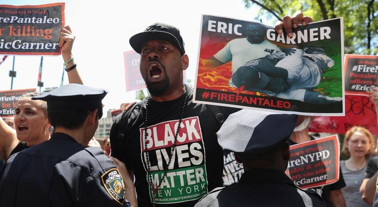 PBS NewsHour: What Eric Garner case says about prosecuting police