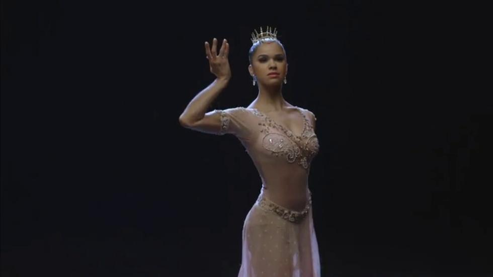 Misty Copeland Highlights Diversity in Ballet World, Beyond image