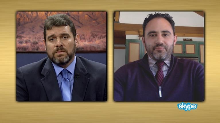 Fronteras: Paid leave in NM - Jacob Vigil