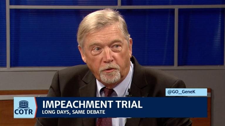 Columbus on the Record: The Impeachment Trial & The End of the Nuclear Bailout Fight